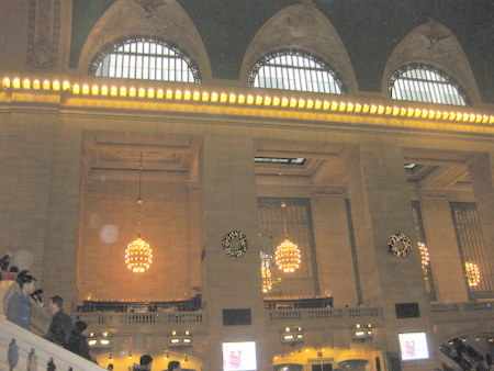 Apple Store, Grand Central Station