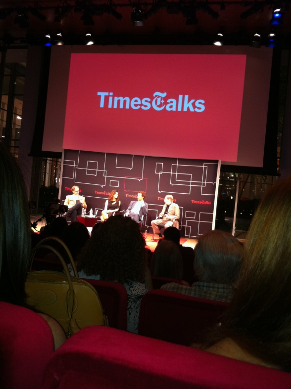 NY Times Talks