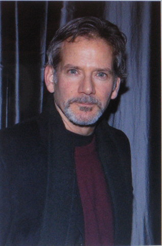Campbell Scott, award winning actor and director, was a guest artist in November.