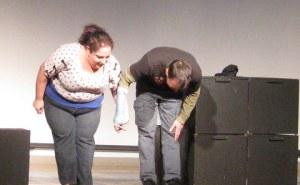 Hooters, directed by Richard Manichello, with Jess Erick as Becca and Adam Glatzl as Sammy