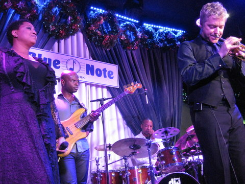 christmas and chris botti 101