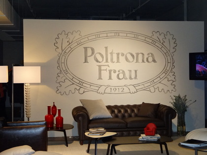 The presentation was held at Poltrona Frau on Wooster Street in NYC.