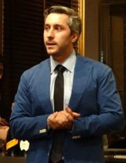 Dan Amatuzzi, Eataly's wine sommalier