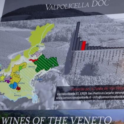 The Veneto, Italy.