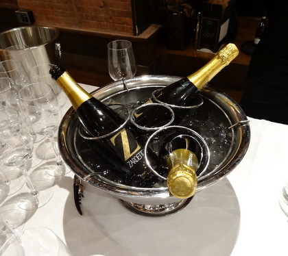 Italian Proseccos from the Veneto at Move the Passion Wine Tour NYC (Astor Center)