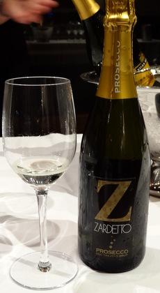 Prosecco from the Veneto. Walking Wine Tour NYC, Move the Passion (Astor Center venue)