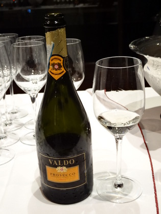 Prosecco from the Veneto, Move the Passion Walking Wine Tour, NYC (Astor Center venue)