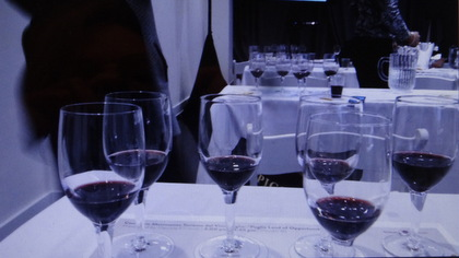 Wines from Puglia are mostly red. Vinitaly International Academy Master Class on Puglian Wines.