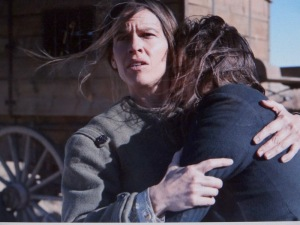 Hillary Swank in 'The Homesman.' Photo taken from the film website.