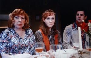 Paula Ewin, Kendall Rileigh and James Michael Lambert in 'The Brightness of Heaven,' by Laura Pedersen. Photo by John Quilty.