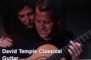 Deborah and David Temple, director and composer of 'Degas in New Orleans.' Photo courtesy of the Temples.