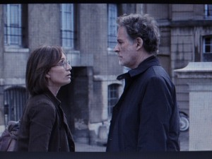 Kristen Scott Thomas and Kevin Kline in 'My Old Lady.' Photo from the film.