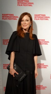 Julianne Moore, Red Carpet for 'Still Alice,' at the 22nd HIFF. Photo by Carole Di Tosti