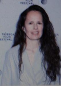 Johanna Hamilton director/producer/writer of '1971.' Photo courtesy of Tribeca Film Festival.