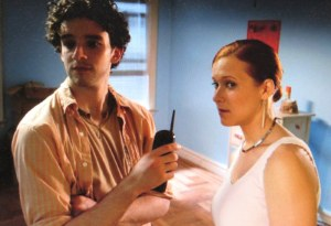 Michael and Elizabeth Kapplow in 'WTC View,' directed by Brian Sloan about the aftermath of 911 and its impact on New Yorkers. Photo from the film.