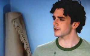 Michael Urie as Eric in 'WTC View,' directed by Brian Sloan. This film was his breakout film debut. Photo courtesy of the film.