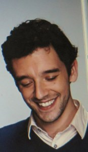 """Michael Urie (Ugly Betty, Drama Desk winner for Buyer and Cellar) stars as Eric in 'WTC View."""" He originated the play also written by Brian Sloan. Photo from Michael Urie's website."""