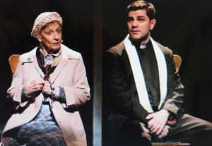 Patricia Conolly, Hamish Allan-Headley, 'The Belle of Belfast,' Irish Rep Theatre, DR2 Theatre, The Troubles