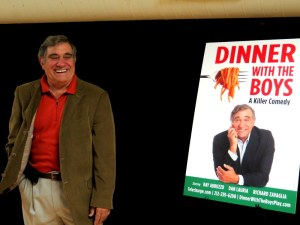 Dan Lauria, 'Dinner With The Boys,' Acorn Theatre
