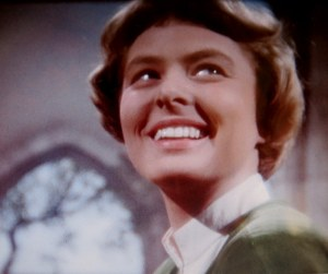 Ingrid Bergman, New York Film Festival, Ingrid Bergman in Her Own Words