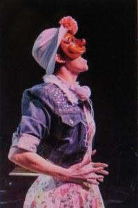 Shannon Marie Sullivan, Commedia dell 'Artichoke, Gene Frankel Theatre