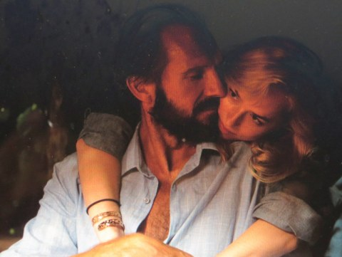 Ralph Fiennes, Dakota Johnson, A Bigger Splash
