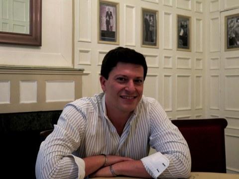 Patrizio Buanne, Friars Club, Neapolitan crooner, global entertainer