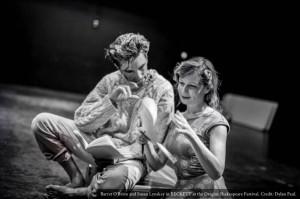 Barret O'Brien, Susan Lynskey, Beckett at Greystones Bay, Ashland Shakespeare