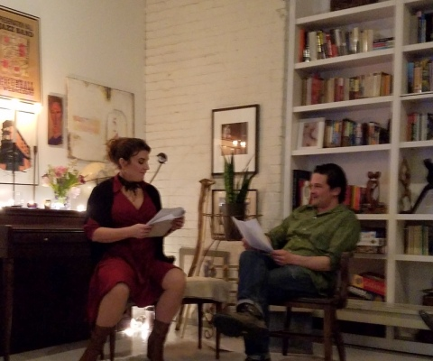 Michelle Best, Chris Stack, The Awakening of Kate Chopin, Rosary O'Neill