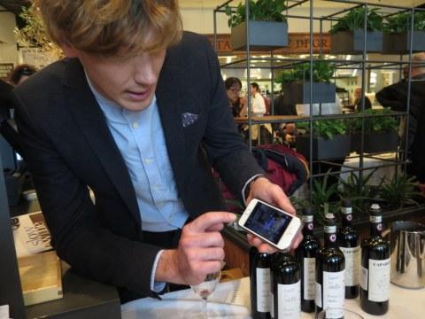 Federico, Caparsa, Tucany, Chianti wines,