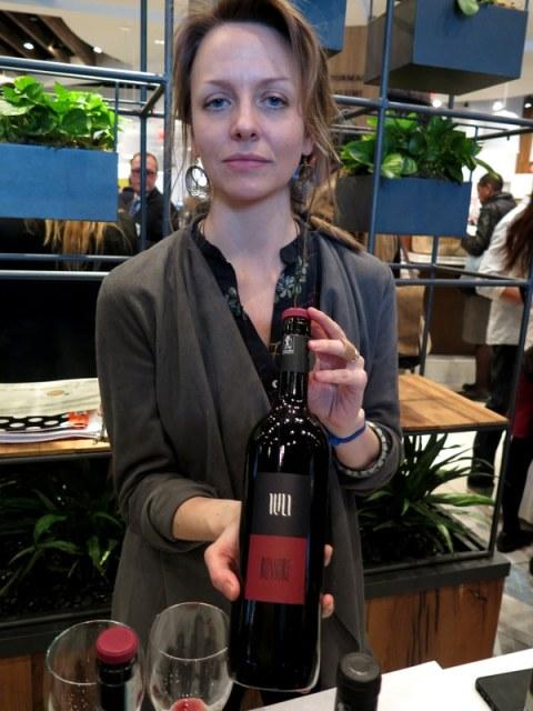 Iuli, Rossore 2013, Slow Wine Tasting 2017, Eataly