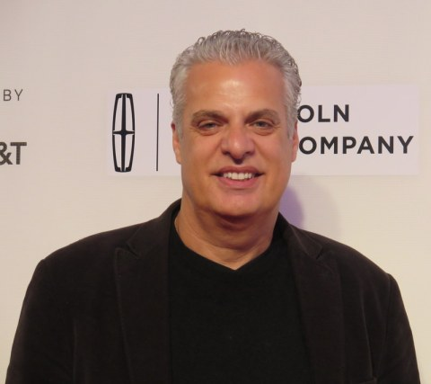 Tribeca Film Festival Red Carpet, Wasted! The Story of Food Waste, Eric Ripert, Le Bernardin, food rescue, City Harvest