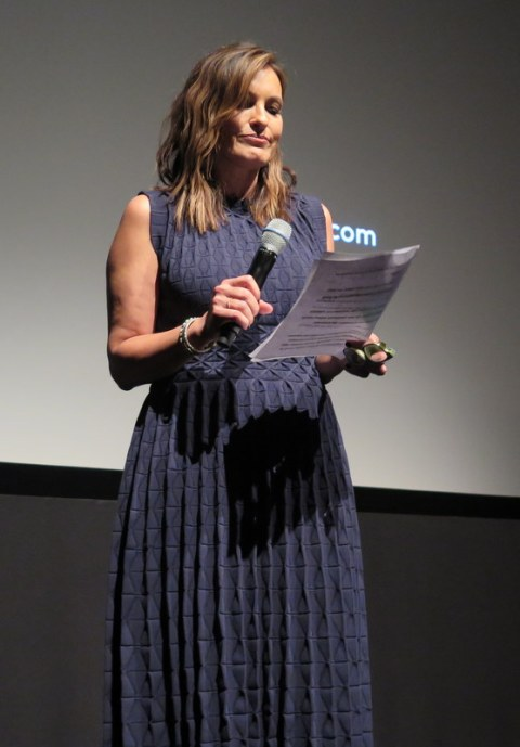 Mariska Hargitay, I Am Evidence, Tribeca Film Festival World Premiere, rape kits, backlogged rape kits, rape, serial rapists