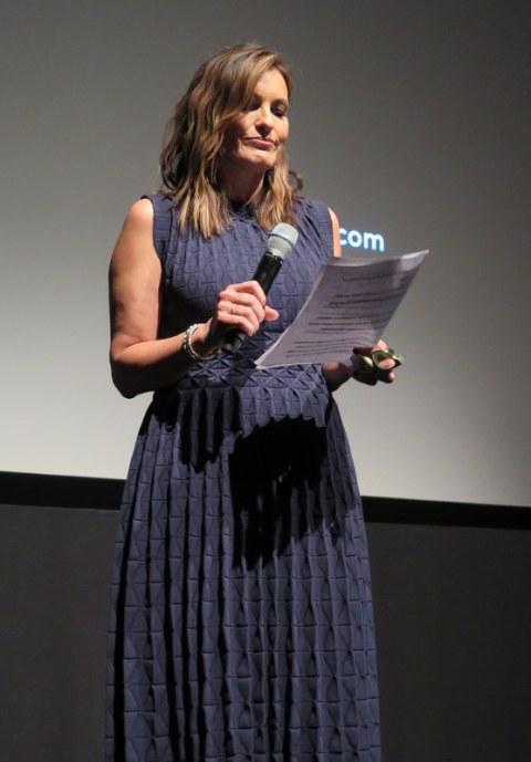Mariska Hargitay, I Am Evidence, Tribeca Film Festival World Premiere, rape kits, backlogged rape kits, rape, serial rapists