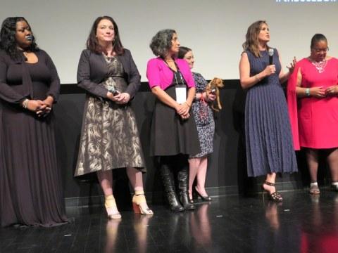 Ericka Murria, Trish Adlesic, Geeta Gandbhir, Helena, Maritska Hargitay, Kim Worthy