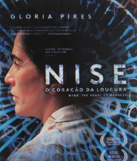 Gloria Pires, NISE: The Heart of Madness, Roberto Berliner