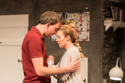 Alastair Whatley, Emily Bowker, Invincible, 59E59 Theaters, Brits Off Broadway