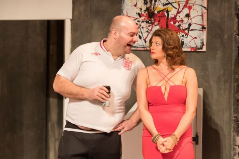 Graeme Brookes, Elizabeth Boag, Invincible, 59E59 Theaters