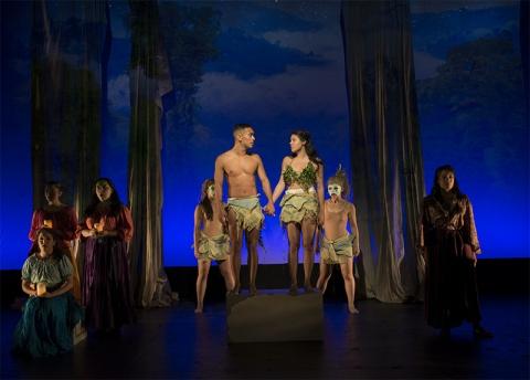 Andres Quintero, Noellia Hernandez, Temple of The Souls, Lorca Peress, NYMF