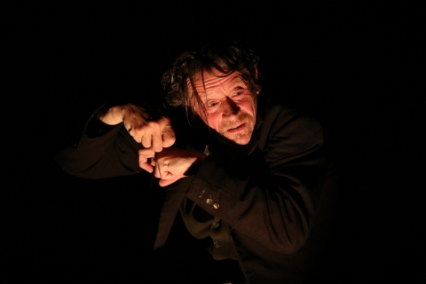 Brendan Conroy, The Aran Islands, Joe O'Byrne, J.M. Synge, Irish Repertory Theatre