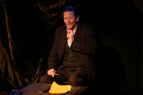 Brendan Conroy, J.M. Synge, The Aran Islands, Joe O'Byrne, Irish Repertory Theatre