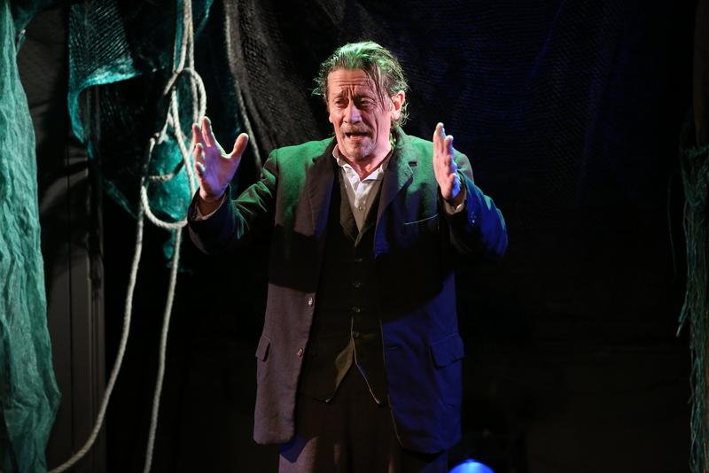 Brendan Conroy, The Aran Islands, J.M. Synge, Joe O'Byrne, Irish Repertory Theatre