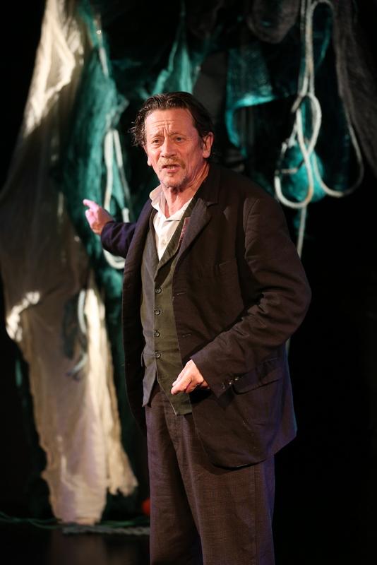 Brendan Conroy, J.M. Synge, The Aran Islands, Joe O'Byrne, Irish Repertory Theatre