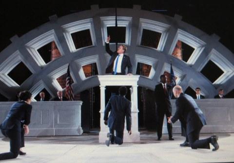 Shakespeare in the Park, The Public Theate, Julius Caesar, Oskar Eustis,