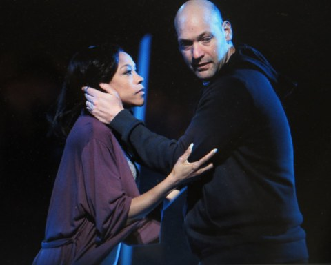 Nikki M. James, Corey Stoll, Shakespeare in the Park, Julius Caesar, Oskar Eustis, The Public Theater