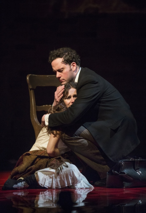 Gregory Prest, Michelle Monteith, Soulpepper Theatre Company, William Somerset Maugham, Of Human Bondage