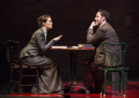 William Somerset Maugham, Of Human Bondage, Sarah Wilson, Gregory Prest, Soulpepper Theatre Company, Vern Thiessen