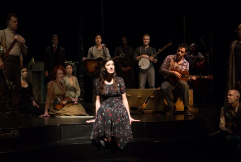Spoon River, Edgar Lee Masters, Soulpepper Theatre Company, Spoon River Ensemble, Albert Schwartz, Mike Ross