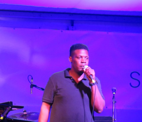 Keyon Harrold, Jazz & Chihuly Songs of Protest & Reconciliation, New York Botanical Garden summer concert series