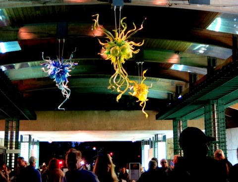 Dale Chihuly, Chihuly Exhibit, NYBG, Chihuly Nights, Chihuly Chandeliers